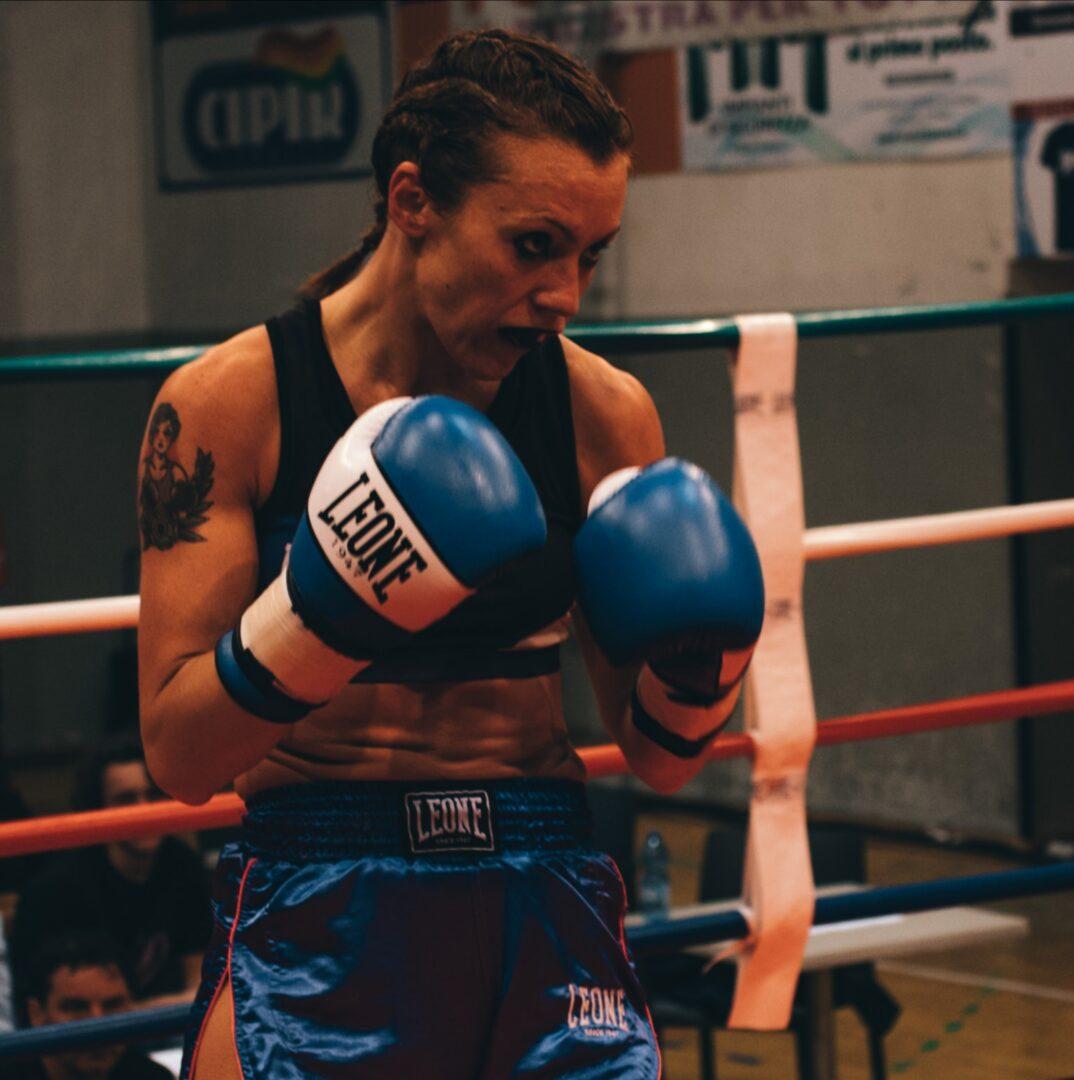 Simona: la passione per lo sport mi ha salvato dal dolore